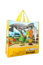 Permanenttasche Jumbo Boschdijk
