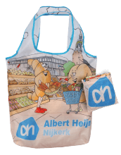 Falttasche Bag Albert Heijn